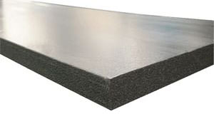 SilverGlo™ crawl space wall insulation available in Stateline