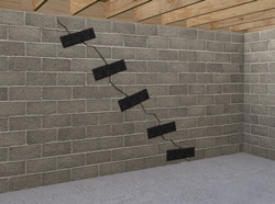 CarbonArmor® Wall Repair in Minden, Yerington, Silver Springs, Kings Beach, Washoe Valley